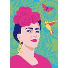 lu901 | luminous | Mexican Artist | Postkarte DIN A5