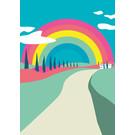 lu142 | luminous | Rainbow House