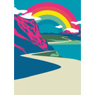 lu144 | luminous | Rainbow Lake