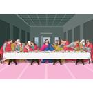 mu021 | museum art | Last Supper