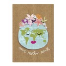 Care About fzca003 | Care About | Save mother earth - wood pulp cardboard A6