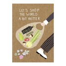 Care About fzca006 | Care About | Lets shop the world - Holzschliffpappe A6