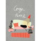 fzgc072 | Gray-Code | Cozy time