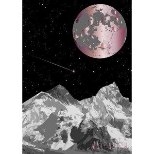 Toni Starck ts005 | Toni Starck | make a wish - postcard A6