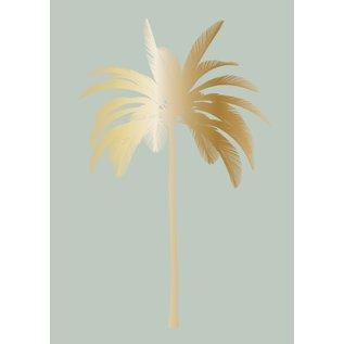 Toni Starck ts015 | Toni Starck | palm - postcard A6