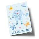 ar327 | Anke Rega | Welcome Little One - Boy