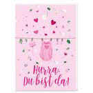 mi311 | m-illu | Geburt rosa