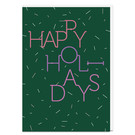 tyx307 | Typoesie | Happy Holiday