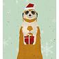 dix008 | Daria Ivanovna | Erdhörnchen - Postkarte A6