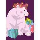 lux050 | luminous | Icebear - Postkarte