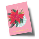 arx302 | Anke Rega | Christmas ball - double card