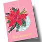 arx302   Anke Rega   Christmas ball - double card C6
