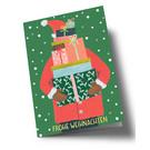 arx303 | Anke Rega | Weihnachtsmann Geschenke