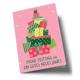 arx304   Anke Rega   Gifts - double card C6