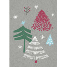 fzgc069 | Gray-Code | Bäume - Postkarte