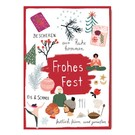 Make your day fzmd013 | Make your Day |  Frohes Fest - Postkarte