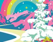 Postkartenserien - Weihnachten