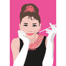 ng217 | pop art new generation | The bambi eye star - postcard