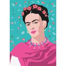 ng220 | pop art new generation | Mexican artist 3 - postcard