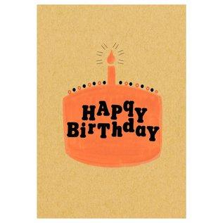 SG040 | schönegrüsse | Für Dich - Happy Birthday - Postkarte A6