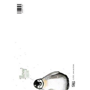 IL0132   illi   Leolino - Postkarte A6