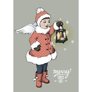 IL0145   illi   Irene - postcard A6