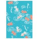 SG091 | schönegrüsse | Seasons - Goldfish - postcard A6