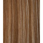 Kleur 6/613+6 - Golden Brown/ White Blond + Golden Brown
