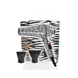 ISO Beauty Föhn 2000W White Zebra