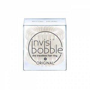 Invisibobble Royal Pearl