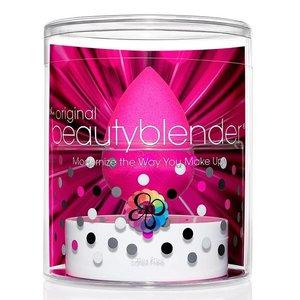 Beautyblender ORIGIONAL Roze + Solid Cleanser kit
