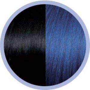 Euro SoCap Seiseta Invisible Clip-On Schwarz / Blau
