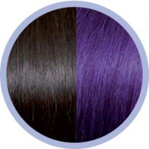 Euro SoCap Seiseta Invisible Clip-On 4/63 Kastanje bruin/Violet