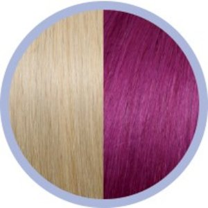 Euro SoCap Seiseta Invisible Clip-On 20/62 Licht blond/Red Violet