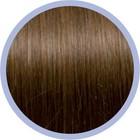 Euro SoCap Einfache Clip-On Extensions 21 12 Dark golden blond