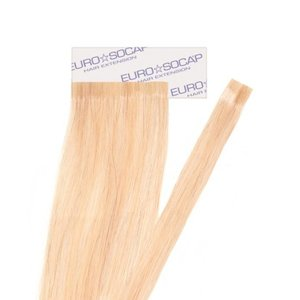 Euro SoCap Curly Line Extensions DB4 Goudblond