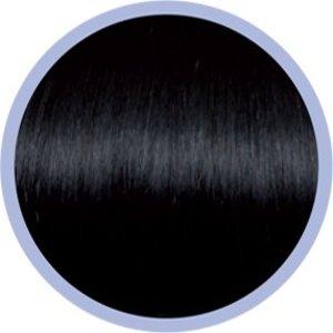 Euro SoCap Curly Line Extensions 1B Zwart