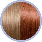 Euro SoCap Classic Line Extensions 26/130 tiefe goldene Blond / Copper Red