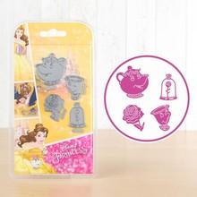 Disney 'Princess' Belle Embellishments (DL087)