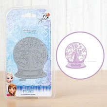 Disney Frozen Elsa Snowglobe (DL014)