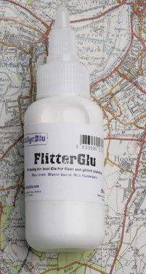 IndigoBlu FlitterGlu Bottle 50ml (FG50)