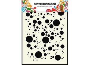 Dutch Doobadoo Dutch Mask Art A5 Bubbles (470.715.017)