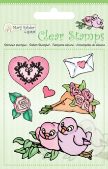 Marij Rahder Clear Stamps Vogels (9.0031)