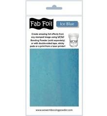 WOW! Ice Blue Fabulous Foil (W216-BLS20)