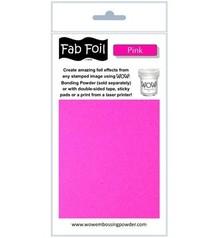 WOW! Pink Fabulous Foil (W216-PK52)