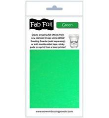 WOW! Green Fabulous Foil (W216-GR80)