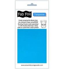 WOW! Turquoise Fabulous Foil (W216-TU70)