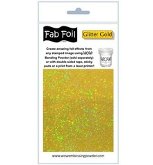 WOW! Glitter Gold Fabulous Foil (W216-GG15)