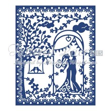Tattered Lace Romance Tapestry (ACD687)