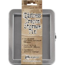 Ranger Distress Crayon Storage Tin (TDA56485)